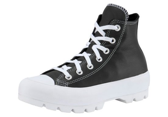 Converse »Chuck Taylor All Star Lugged Hi« Plateausneaker