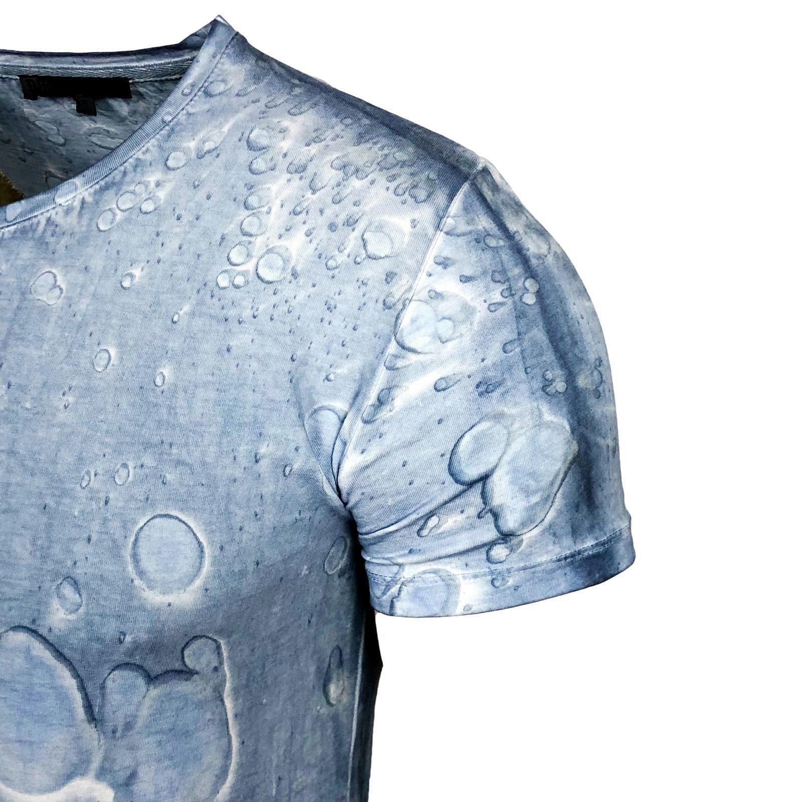 Rusty Neal T-Shirt mit auffälligem Print, T-Shirt für Herren von Rusty Neal