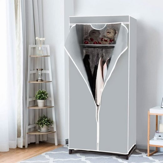 COSTWAY Kleiderschrank »Faltschrank Textilschrank Stoffkleiderschrank«