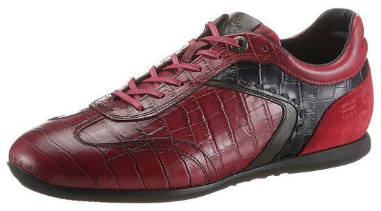 La Martina »Made in Italy« Sneaker mit modischer Prägung