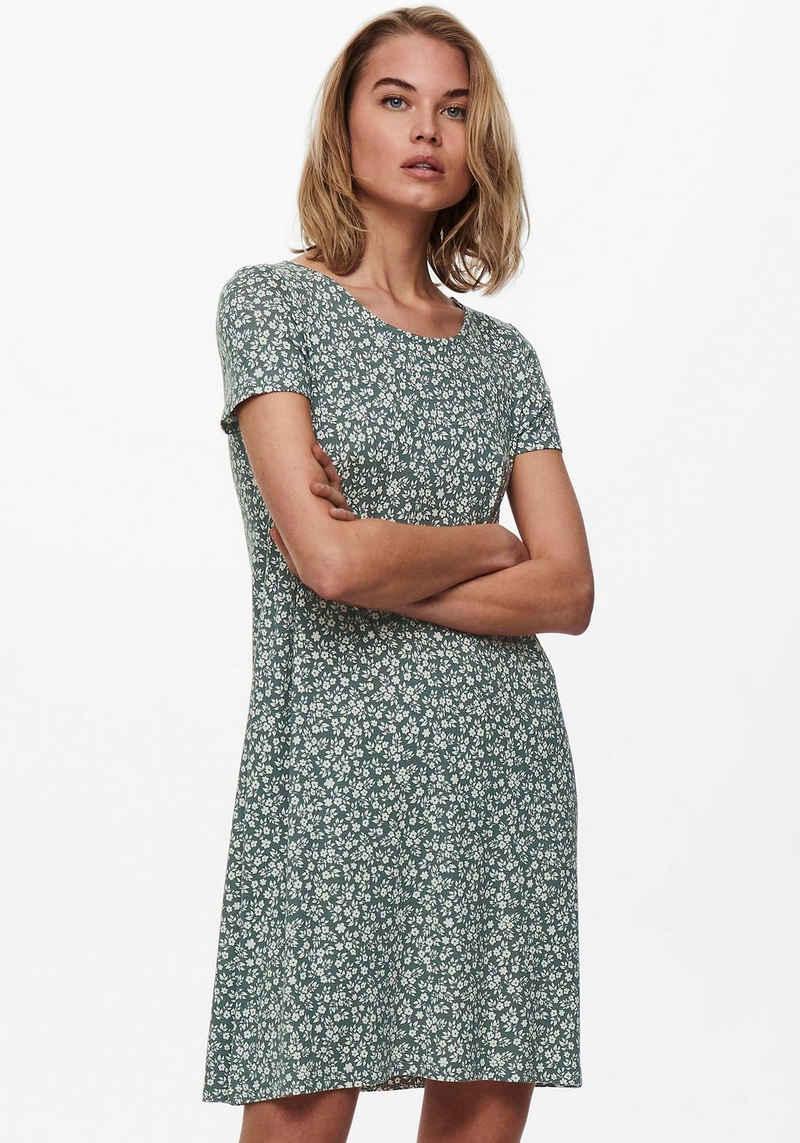 Only Shirtkleid »ONLBERA BACK LACE UP DRESS«
