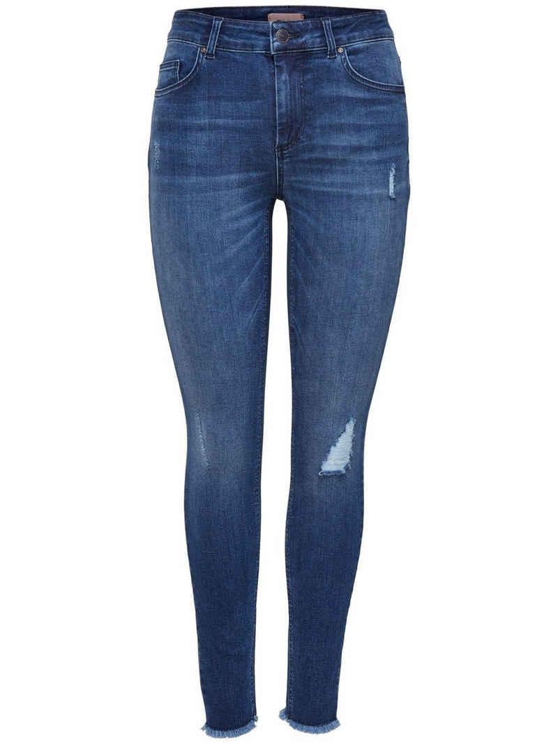 Only Slim-fit-Jeans »BLUSH« Jeanshose mit Stretch