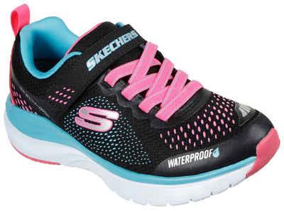 Skechers Kids »ULTRA GROOVE-HYDRO MIST« Sneaker wasserabweisend und mit Klettverschluss