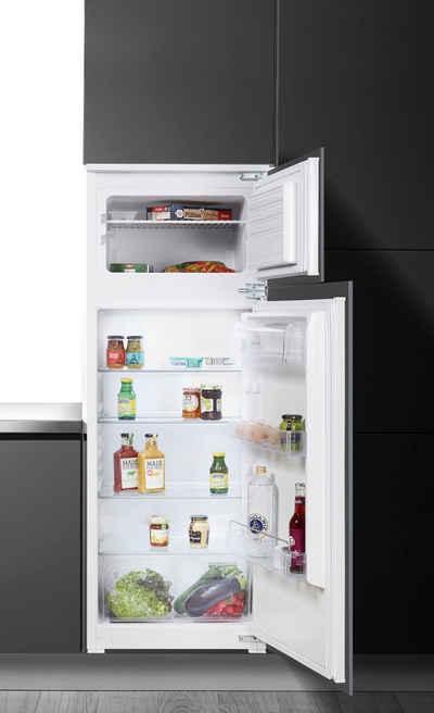 BAUKNECHT Einbaukühlschrank KDI 14S1, 144,1 cm hoch, 54 cm breit, FlexiShelf - Glasablage