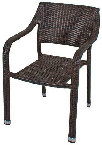 Garden Pleasure Viena ant kito sustatomos kėdės »CHARL...