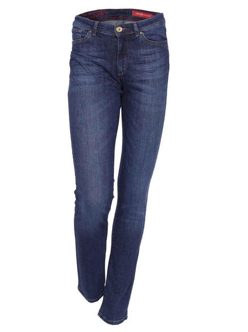 Cross Jeans® Slim-fit-Jeans »Anya« Jeanshose mit Stretch