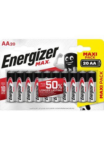 Energizer »MAX AA 20er Pack« Batterie (20 St)