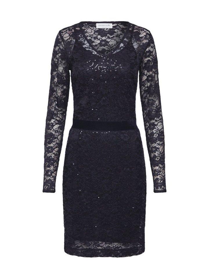 rosemunde -  Minikleid »Dress ls« Pailletten