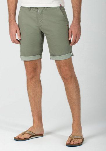 TIMEZONE Bermudas »Slim JannoTZ Chino Shorts«