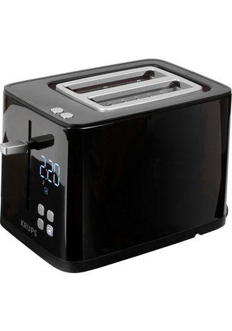 Krups Toaster Smart'n Light KH6418; 2 kurze ...