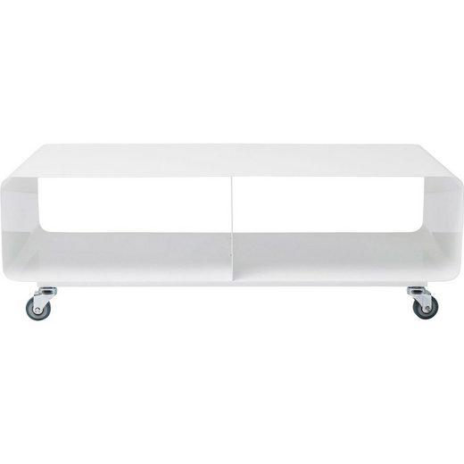 KARE TV-Board »Lounge M TV Mobil Weiß«