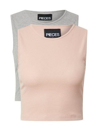 pieces Shirttop »BINE«