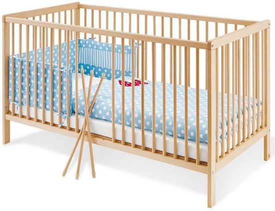 Pinolino® Babybett »Hanna«, Made in Europe