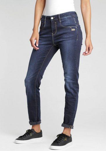 GANG Straight-Jeans »Rubinia« im Used-Look