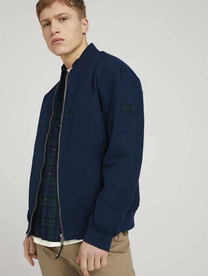 tom tailor denim -  Bomberjacke »Basic Bomberjacke«