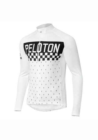 prolog cycling wear Radtrikot mit praktischen Rückentaschen