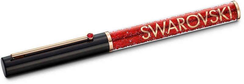 Swarovski Kugelschreiber »Crystalline Gloss, Schwarz und Rot, Rosé vergoldet, 5568754«