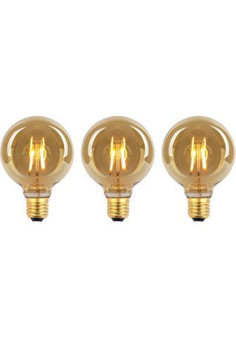 näve Näve »LED lemputės E27/4W 3er-Set« LED...