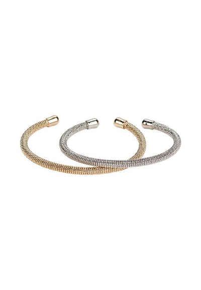 HALLHUBER Armband »Armreif-Set«