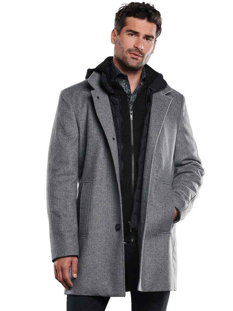 Engbers Kurzmantel »Mantel mit heraustrennbarem Inlet«