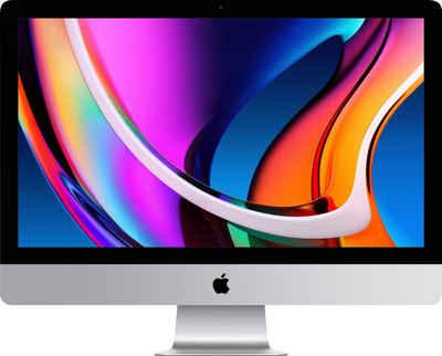 Apple iMac (27 Zoll, Intel® Core i7, Pro 5500 XT, 8 GB RAM, 1000 GB SSD)