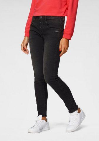 GANG Ankle-Jeans »Medina« su leicht ausgefr...