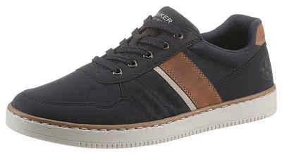 Rieker Sneaker mit seitlichen Streifen