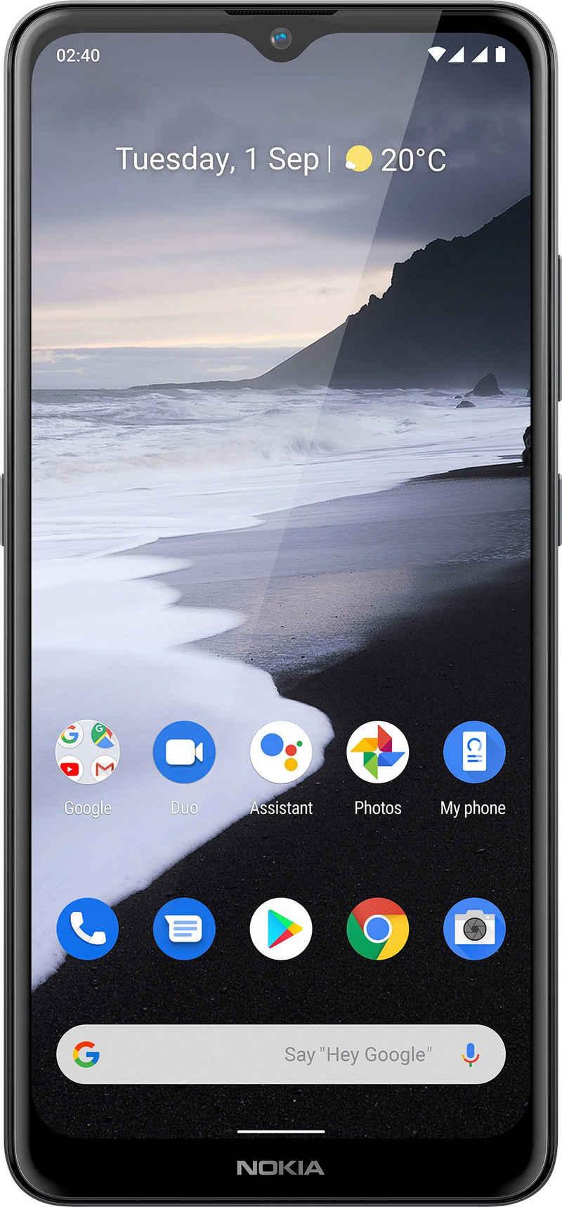 Nokia 2.4 Smartphone (16,51 cm/6,5 Zoll, 32 GB Speicherplatz, 13 MP Kamera)
