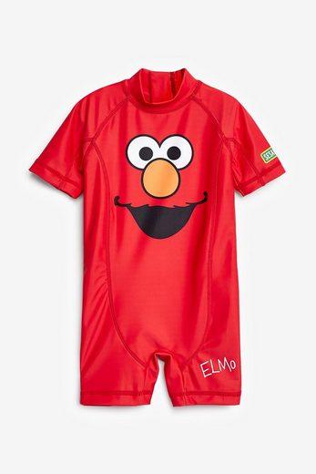 Next Badeanzug »Sesame Street Badeanzug mit UV-Schutz«