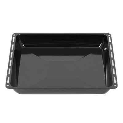 ICQN Backblech »445 x 375 mm Fettpfanne«, Emailliert, (1-St), Passend für Whirlpool Ignis Bauknecht