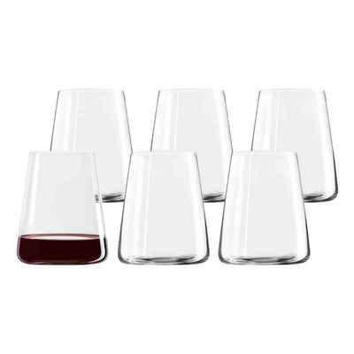 Stölzle Gläser-Set »POWER Becher 500 ml 6er Set«, Glas