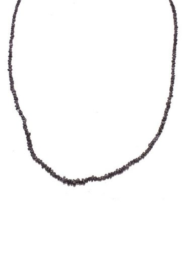 Firetti Collier »Feminin, schimmernd, 3 mm breit«, mit Diamantsplitter, Made in Germany