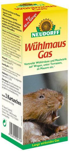 Neudorff Tierfernhaltemittel »Wühlmausvertreiber«, Gas, (2-St)