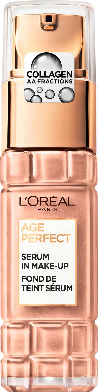 L'ORÉAL PARIS Make-up »Age Perfect Serum in Make-up«