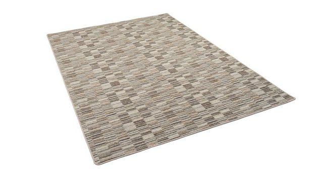 Designteppich »Streifenberber Teppich Modern Stripes«| Snapstyle| Rechteckig| Höhe 8 mm | Heimtextilien > Teppiche > Berberteppiche | Snapstyle