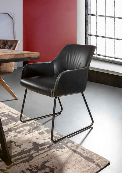 Gutmann Factory Esszimmersessel »Floyd«, im Industrial Design
