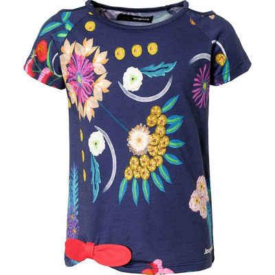 Desigual T-Shirt »T-Shirt Cut-Out für Mädchen«