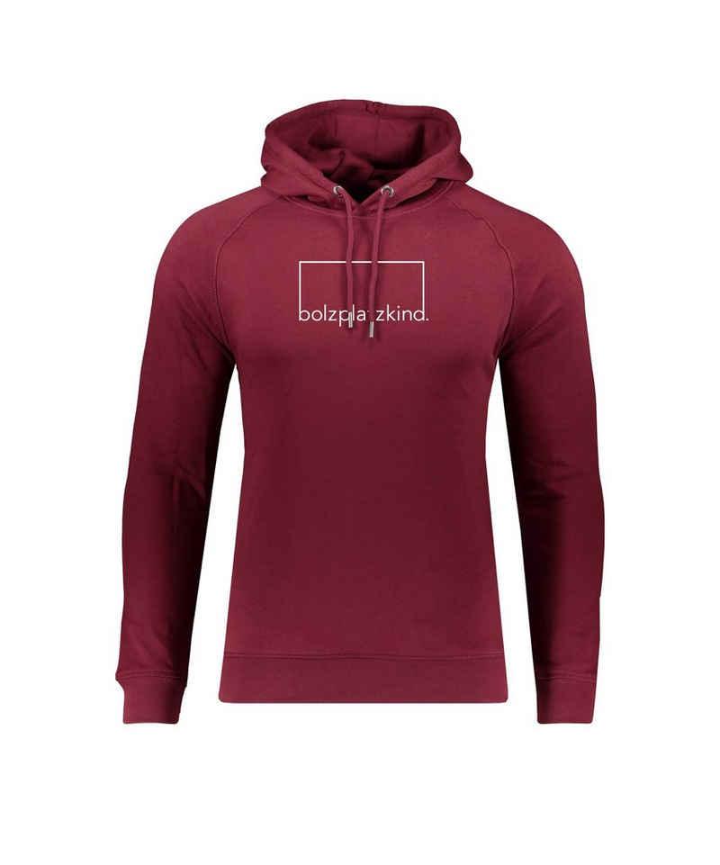 """Bolzplatzkind Sweater »""""Eleganz"""" Hoody Damen«"""
