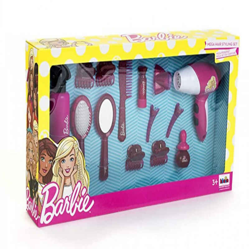 Theo Klein Spielzeug-Frisierkoffer »Theo Klein 5800 Barbie Mega Frisierset, Mädchen«