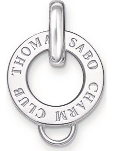 THOMAS SABO Kettenanhänger »Thomas Sabo Damen-Carrier 925er Silber«