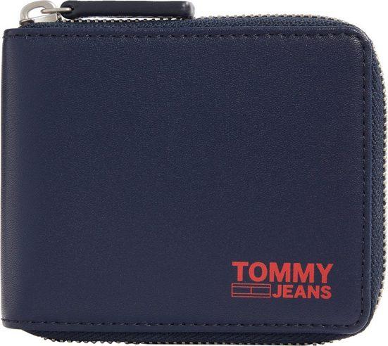 Tommy Jeans Geldbörse »TJM ESSENTIAL ZA WALLET«, im praktischem Format