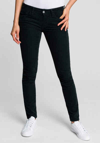 Replay Cordhose »New Luz« coole Skinny in softer Feincord-Stretch-Qualität