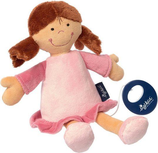 Sigikid Spieluhr »Puppe, rosa«