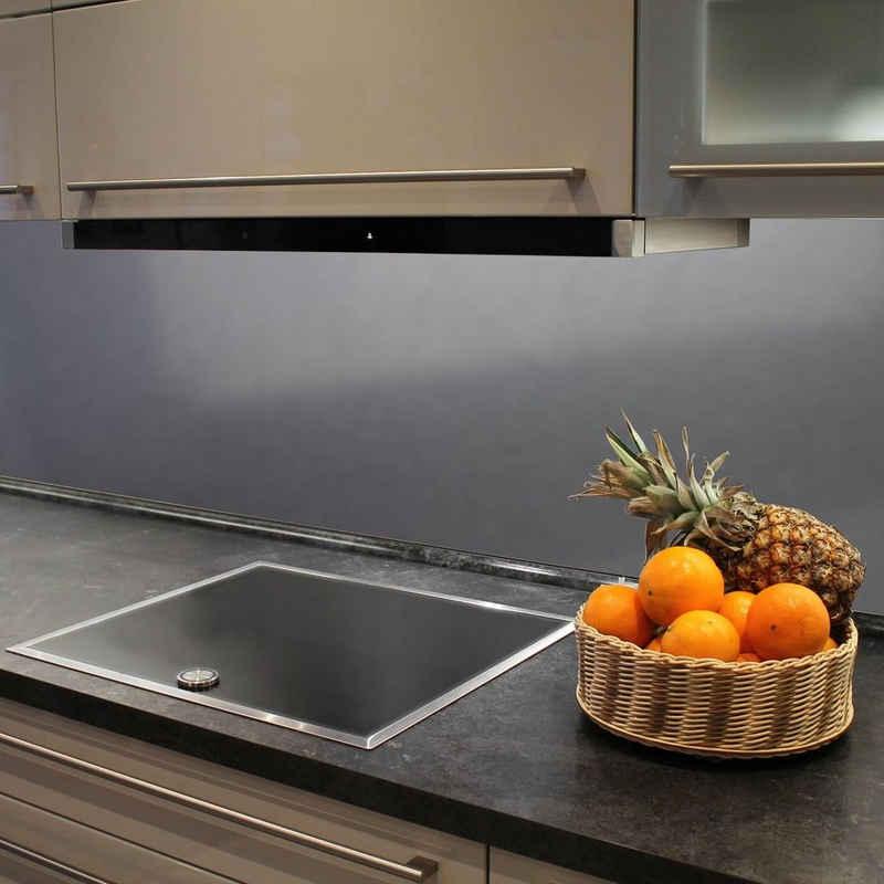 AYLO Küchenrückwand, (inklusive Montagekleber), Einfache Bearbeitung und schnelle Montage vor Ort, Bohren, Sägen und Schneiden