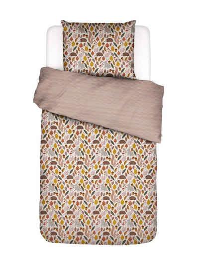 Bettwäsche »For rest«, Covers & Co, aus GOTS-zertifiziertem Baumwollperkal
