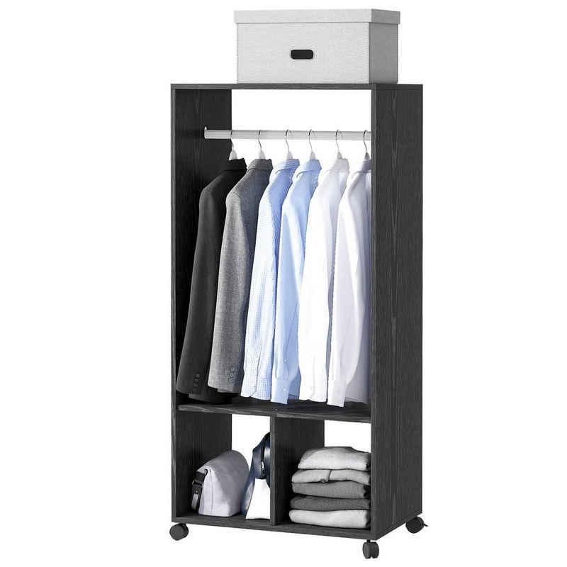 HOMCOM Garderobenschrank »Mobiler Kleiderschrank«