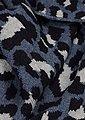 Zwillingsherz Dreieckstuch Dreieckstuch mit Animal-Print, Leoparden-Muster, Bild 3