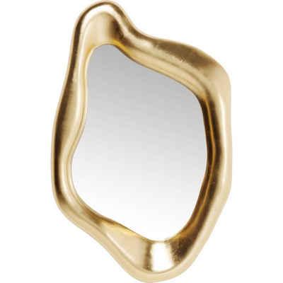 KARE Dekospiegel »Spiegel Hologram Gold 119x76cm«