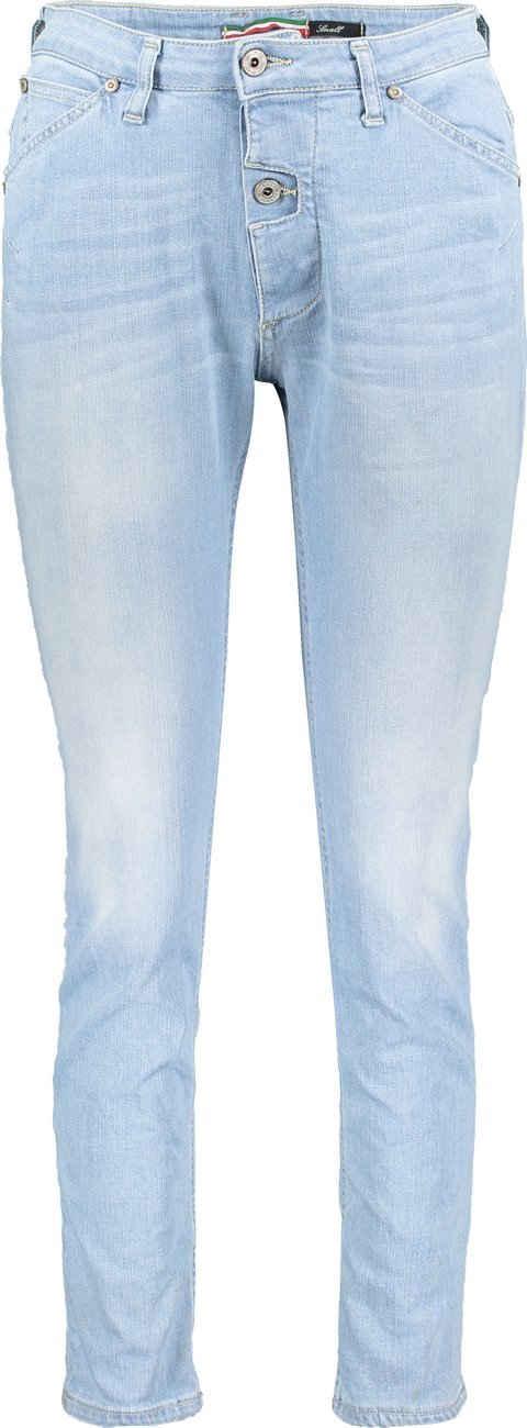 PLEASE Relax-fit-Jeans »P 06D_BQ2P6S-P06D« Jeanshose mit Stretchanteil