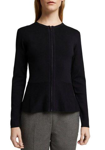 Esprit Collection Megztinis su Schößchen Saum